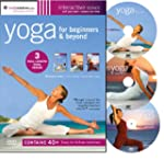 Yoga for Beginners and Beyond - 3 DVD...