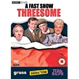 A Fast Show Threesome: Grass, Swiss Toni and Ted & Ralph [DVD]by Paul Whitehouse