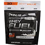 Twinlab Whey Fuel Supplement, Cookies And Cream, 10.93 Ounce