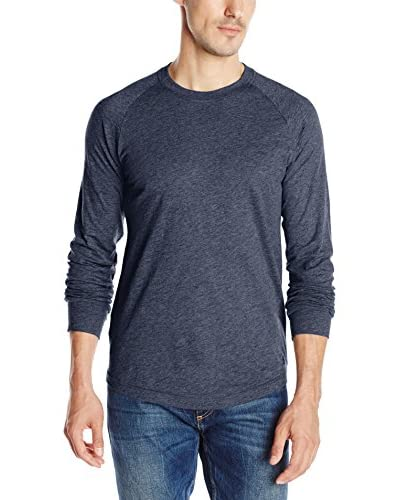 Original Penguin Men's New Bada Long Sleeve Shirt