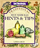 Good Housekeeping Household Hints and Tips (Good Housekeeping Cookery Club) (0091784131) by Gray, Linda