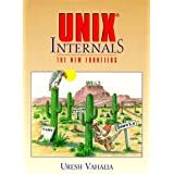 UNIX Internals: The New Frontiers (An Alan R. Apt book)by Uresh Vahalia