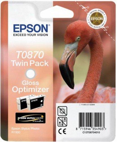 Epson - T0870 Ultra Gloss High-Gloss 2