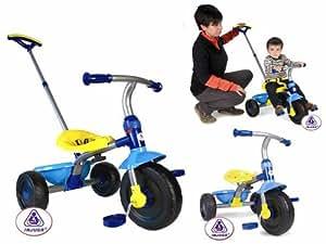 Injusa 676009 - Triciclo Con Barra +18 Meses