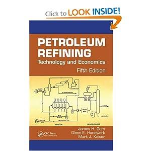 petroleum refining technology and economics pdf