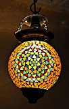 Decorative Entrance Pendant Hanging Lamps & Mosaic Lamp 13 X 6 Inches