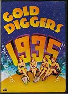 Gold Diggers of 1935 [DVD] [Import]