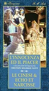 L'Innocenza / Ed Il Piacer [VHS] [Import USA]