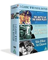 3 Classic WWII Naval Battles [DVD] [1956]