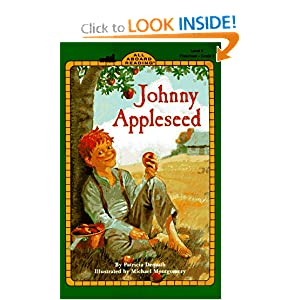 Johnny Appleseed (All Aboard Reading)