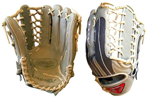 Louisville Flare Outfield Glove : Louisville slugger fla sm pro flare advanced outfield