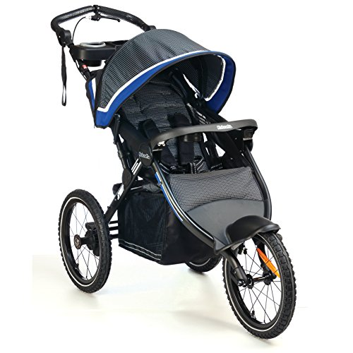 Kolcraft Sprint Pro Jogging Stroller, Sonic Blue