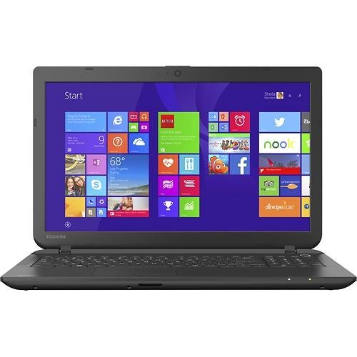 "Toshiba Satellite C75D-B7304 17.3"" Φορητό υπολογιστή - AMD Quad-Core Α6 / 4GB DDR3 / 1 TB HD / DVD±RW / CD-RW / Webcam & Μικρόφωνο / Windows 8.1"