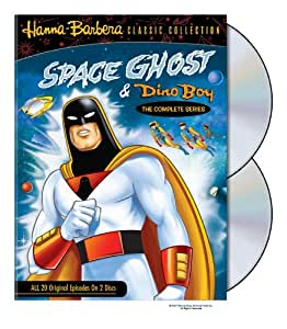 Space Ghost And Dino Boy: The Complete Series