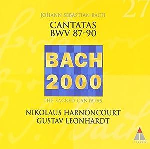 Bach 2000 (Kantaten BWV 87-90)