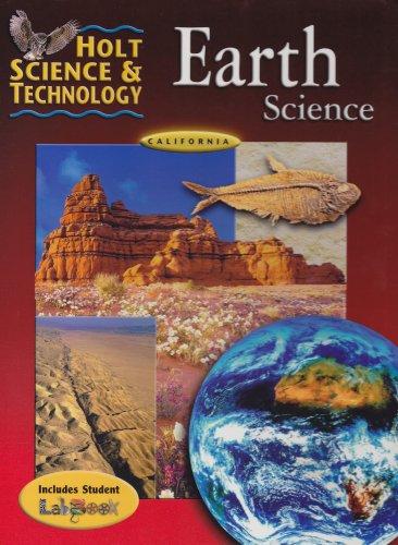Holt Earth Science California Edition Holt Rinehart Winston