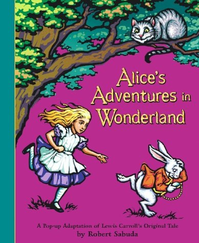 Alice in Wonderland: Pop-up Book
