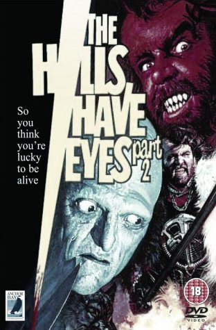 The Hills Have Eyes, Part 2 [DVD]