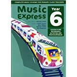 Music Express: Year 6: Lesson Plans, Recordings, Activities and Photocopiables (Music Express)by Ana Sanderson