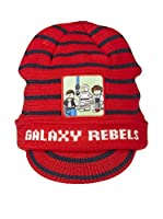 Lego Wear Gorro Star Wars Alf (Rojo)