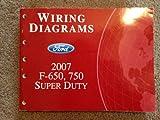 2007 Ford F-650, 750 Super Duty Wiring Diagrams