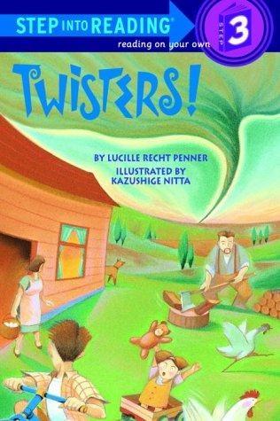 Twisters!, LUCILLE RECHT PENNER, KAZUSHIGE NITTA