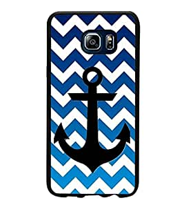 Anchor 2D Hard Polycarbonate Designer Back Case Cover for Samsung Galaxy Note5 :: Samsung Galaxy Note5 N920G :: Samsung Galaxy Note5 N920T N920A N920I