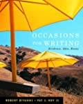 Occasions for Writing: Evidence, Idea...