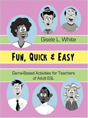 Fun activity esl adults