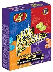 Bean Boozled Bonbon - 3ème Edition Paquet 45gr - 2 Nouveau Goût