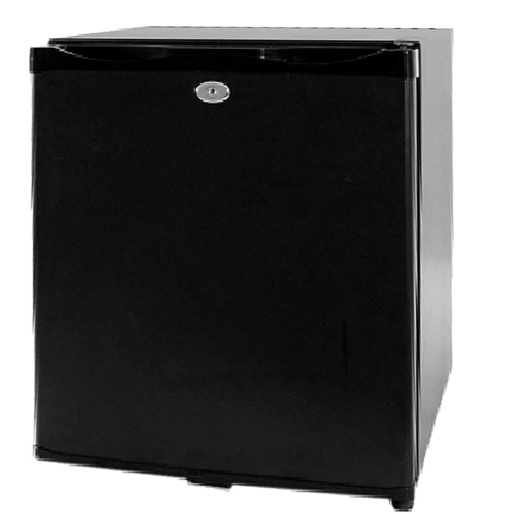 SMAD Single Door Absorption Refrigerator with Lock, 30L ,Black