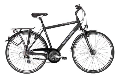 Pegasus Piazza Trekking schwarz 21K 2014 Trekking Herren - Farbe schwarz-matt - Produktart Herrenfahrrad - Rahmentyp Trekking - Größe 48 cm
