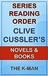 Series List - Clive Cussler - In Orde...