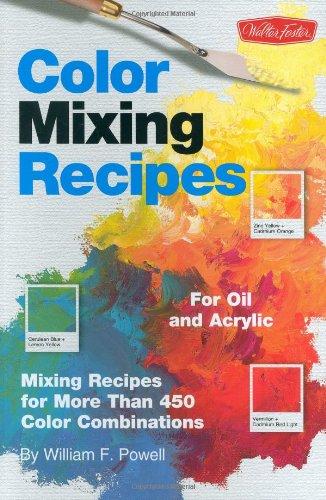 Color Mixing Recipes