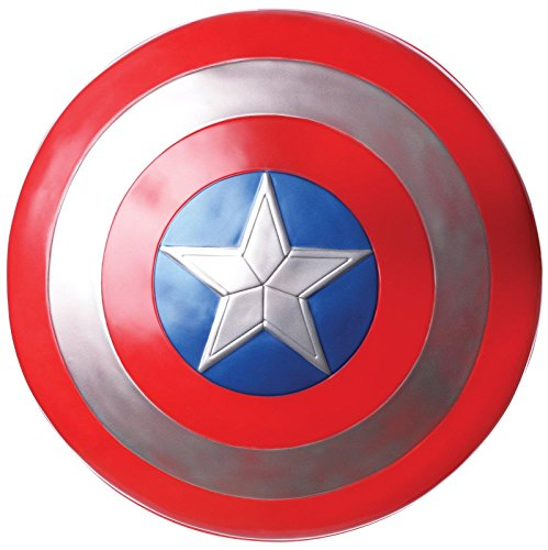 Rubie's Men's Captain America Civil War Captain America Shield, Multi, One Size