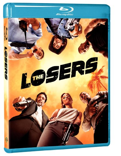 Cover art for  The Losers [Blu-ray]