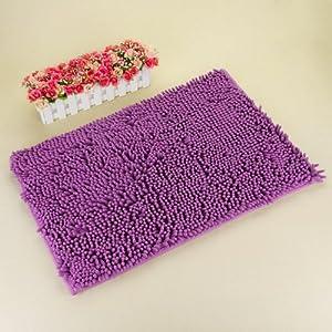 Amazon KLOUD City Purple anti slip microfiber