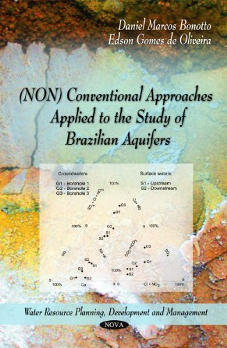 (NON) Conventional Approaches Applied to the Study of Brazilian Aquifers (Water Resource Planning, Development and Management)
