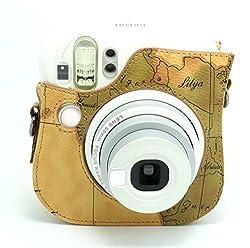 CAIUL Camera Case For Fujifilm Instax Mini 25, (DT-01)