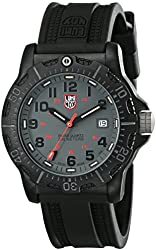 Luminox Men's 8802 Carbon-Reinforced PC Analog Plastic Bezel Watch