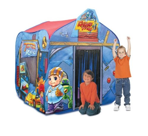 More Picture  sc 1 st  Playhut Tents & Playhut Tents: Playhut CARS Mega Garage Playhouse