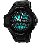 SKMEI Analog + Digital Multifunction Sports Watch
