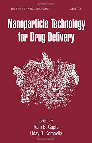 Image for publication on Nanoparticle Technology for Drug Delivery (Drugs and the Pharmaceutical Sciences)