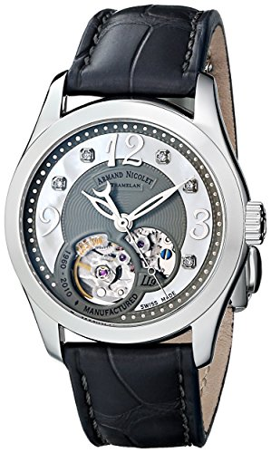 armand-nicolet-womens-9653a-gn-p953gr8-ll9-limited-edition-stainless-steel-classic-automatic-watch