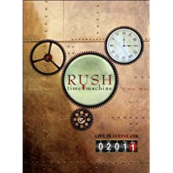 Rush: Time Machine 2011 - Live in Cleveland [Blu-ray]