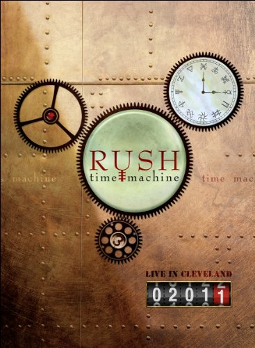 Rush Time Machine (2011) 1080p MBluRay x264-SEMTEX