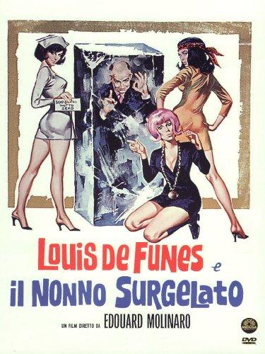 Louis De Funes E Il Nonno Surgelato (Dvd)