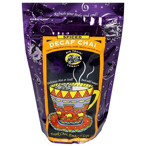 Big Train Chai - Decaf Spiced Chai (12 oz. Resealable Bag)