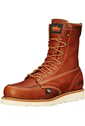 "Thorogood Men's American Heritage 8"" Moc Toe Boot"