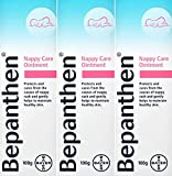 Bepanthen Ointment For Nappy Rash 100g x 5 Packs